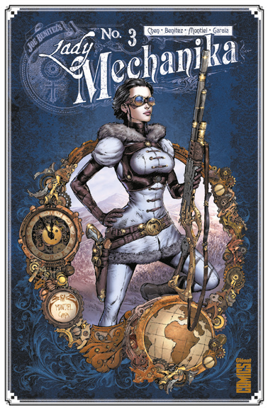 Lady Mechanika Tome 3