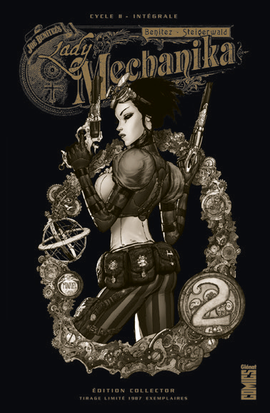 Lady Mechanika Tome 2 collector