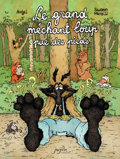 LSP2018 COVER grand mechant loup